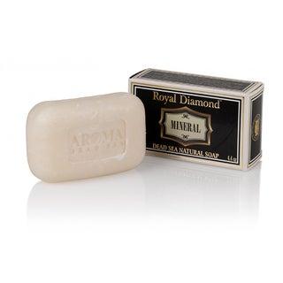 Aroma Dead Sea Royal Diamond Collection Mineral Natural Soap