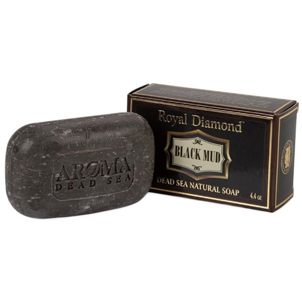 Aroma Dead Sea Natural Black Mud