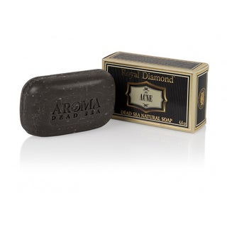 Aroma Dead Sea Royal Diamond Collection Anti Acne Natural Soap