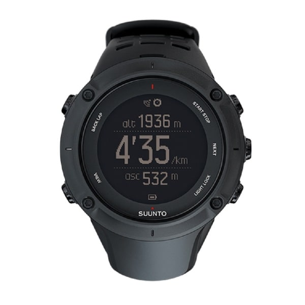 Suunto Ambit3 Peak GPS Watch Black, One Size