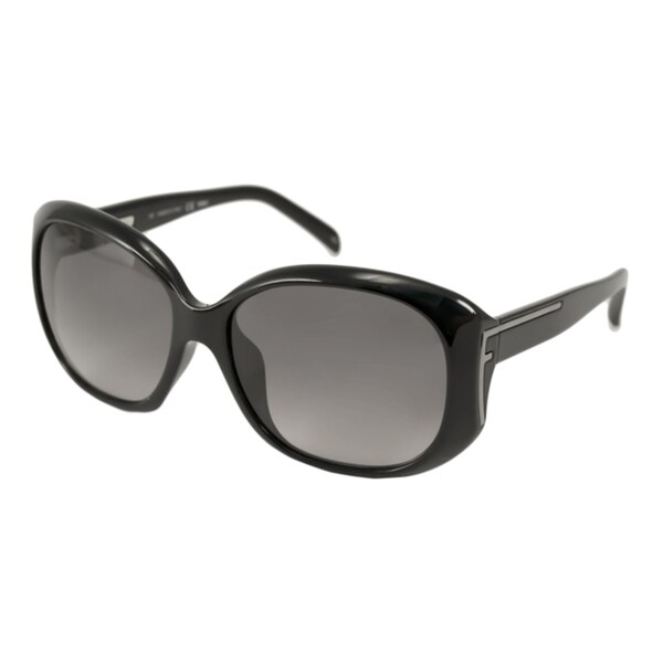 Fendi Women's FS 5329 001 Black Sunglasses