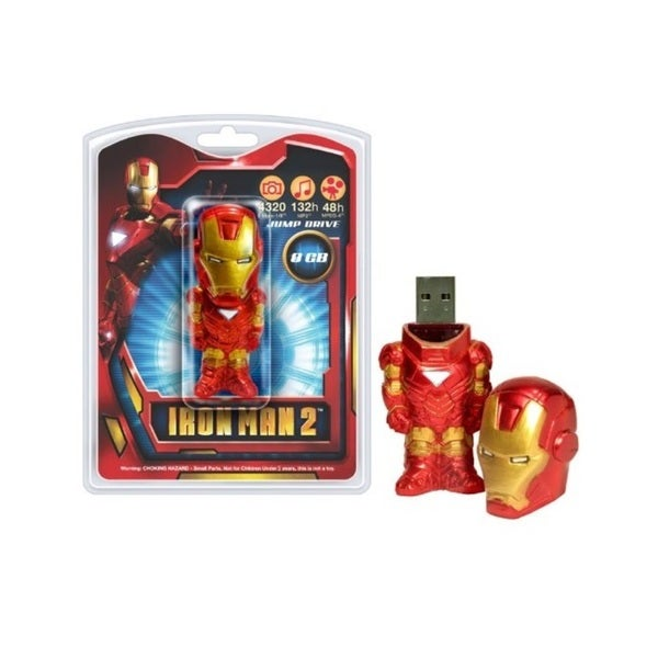 Iron Man 8Gb USB Flash Drive