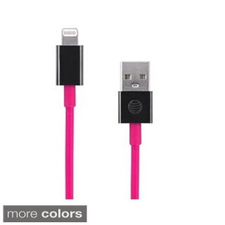 AT&T Lighting Cable for Apple iPhone/ iPad/ iPod
