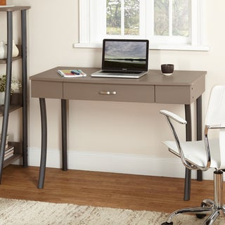Simple Living Taupe Finn Desk