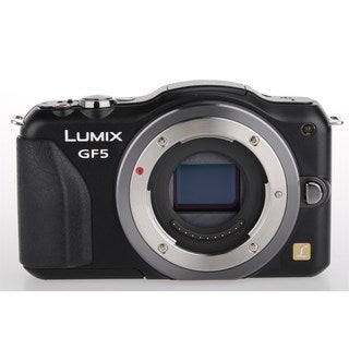 Panasonic Lumix DMC-GF5K Digital Camera Body only