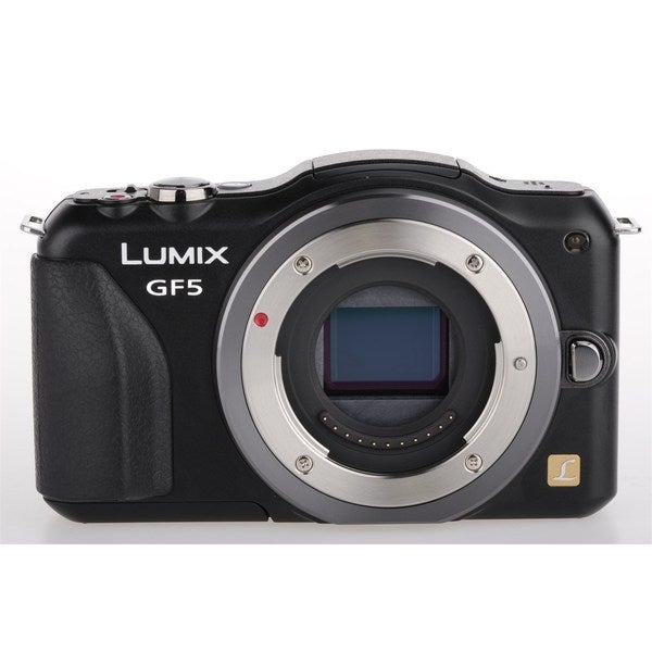 Panasonic Lumix DMC-GF5K Digital Camera Body only