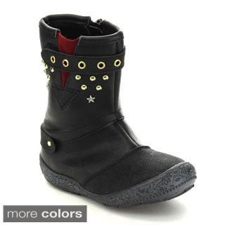 Jelly Beans Toddler Girls' 'ELEGANT' Mid-calf Boots
