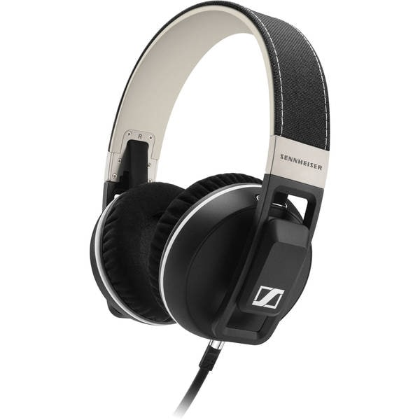 Sennheiser Urbanite XL Over-Ear Black Headphones Apple iOS)