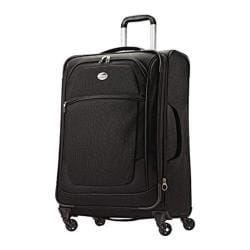 American Tourister by Samsonite iLite Xtreme Black 25-inch Spinner Suitcase