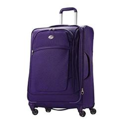 American Tourister by Samsonite iLite Xtreme Purple 25-inch Spinner Suitcase