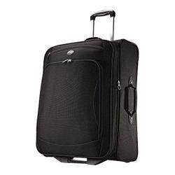 American Tourister by Samsonite Splash 2 Black 25-inch Rolling Suitcase