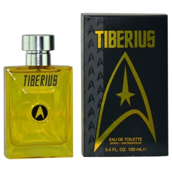 Star Trek Men's Tiberium 3.4-ounce Eau de Toilette Spray