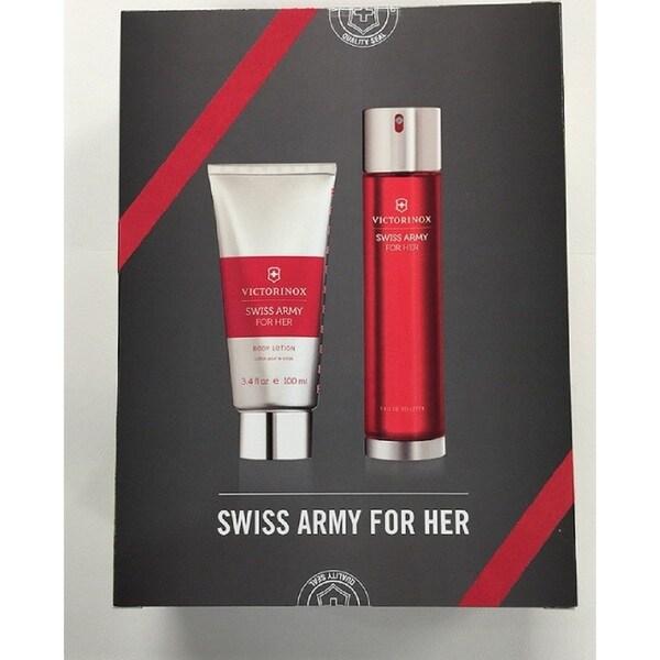 Swiss Army Women's 2-piece Gift Set