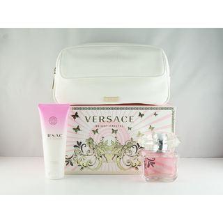 Versace Women's Bright Crystal 3-piece Gift Set