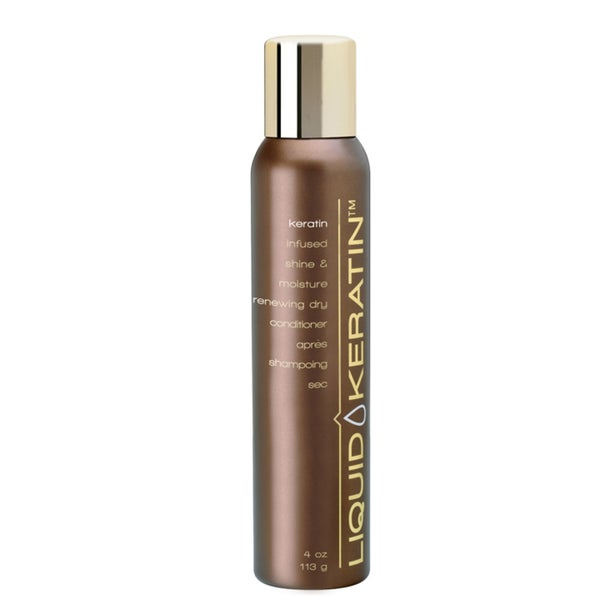 Liquid Keratin Infused Shine and Moisture Renewing 4-ounce Dry Conditioner