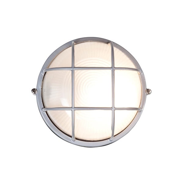 Access Lighting Nauticus 1-light Round 7 inch Bulkhead