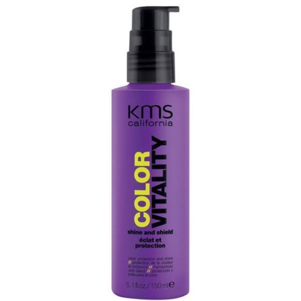 KMS Color Vitality 5.1-ounce Shine and Shield Heat Protection Spray