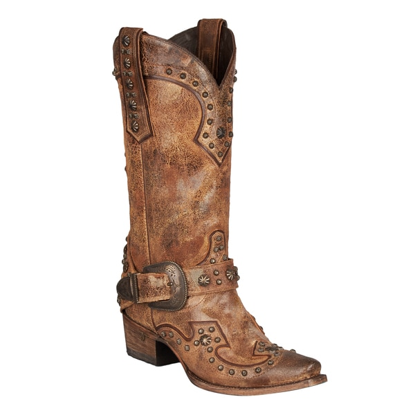 """Lane Boots Women's """"Your Harness"""" Cowboy Boot"""