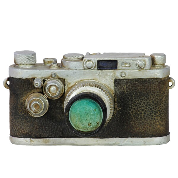 Black Resin 1957 35mm Rangefinder Leica IIIG Camera