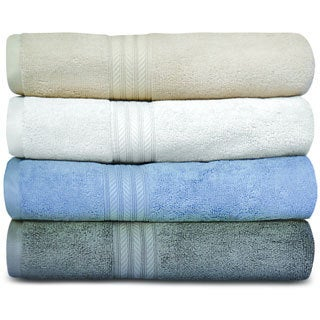 Rayon from Bamboo Cotton 6-piece Towel Set