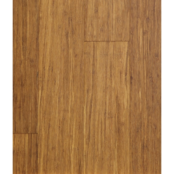 Envi Strand-woven Bamboo Caramel Solid Flooring