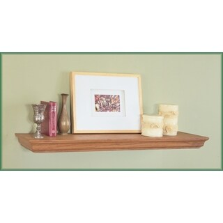 OS114 Decorative Oak Shelf