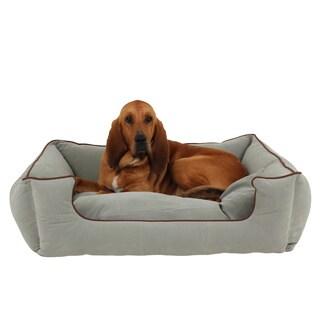 Carolina Pet Microfiber Low Profile Kuddle Lounge Pet Bed