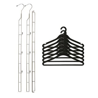 As Seen On TV Handy Trends Xtra Closet-Double Your Closet Space, with 8 Bounce Hangers