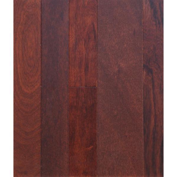 Envi Exotic Ovengkol 23.82 sq. ft. Engineered Hardwood Flooring