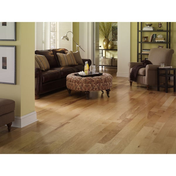 Envi Exotic Hickory EZ Click Engineered Flooring