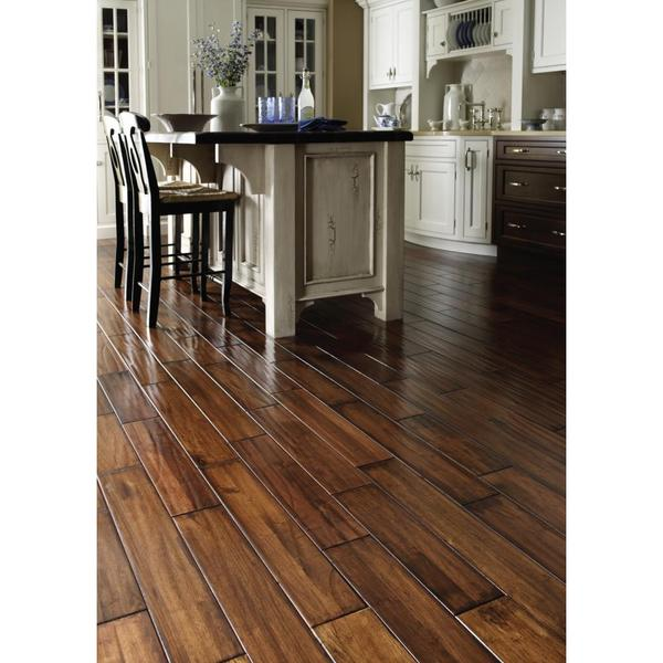 Envi Exotic Manchurian Walnut Engineered Hardwood Flooring