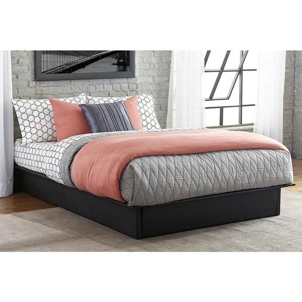 Dhp Maven Upholstered Platform Bed 16928267 Overstock