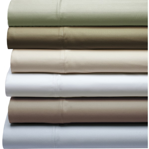 Luxury 800 Thread Count Cotton Rich Sheet Set with Bonus Pillowcases