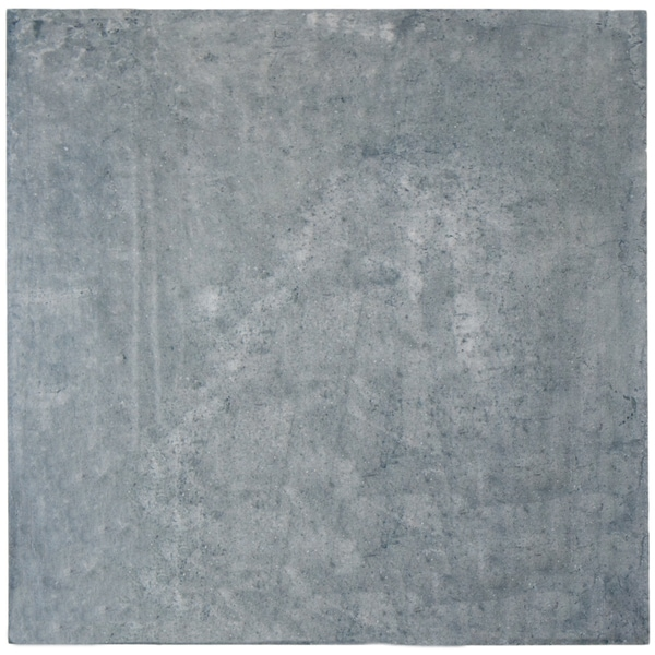 SomerTile 13x13 inch Rustique Gris Porcelain Floor and