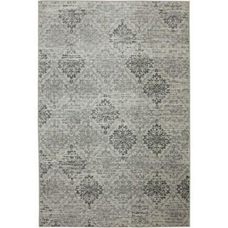 Karastan Euphoria Wexford Sandstone SmartStrand Rug (5'3 x 7'10)