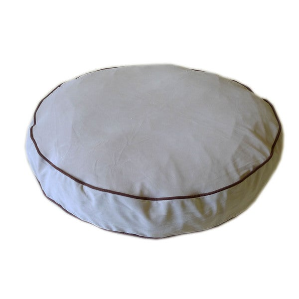 Carolina Pet Co. Microfiber Round About Dog Bed