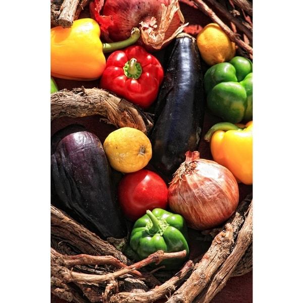 Weekly Subscription: Brown Box Organics Medium Produce Variety Bundle