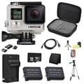GoPro HERO4 Black Edition Camera 64GB Bundle