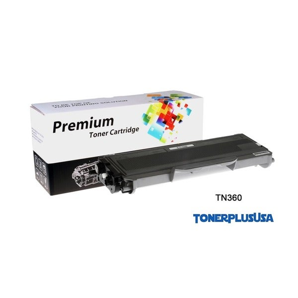 TN360 Black Toner Cartridge for Brother