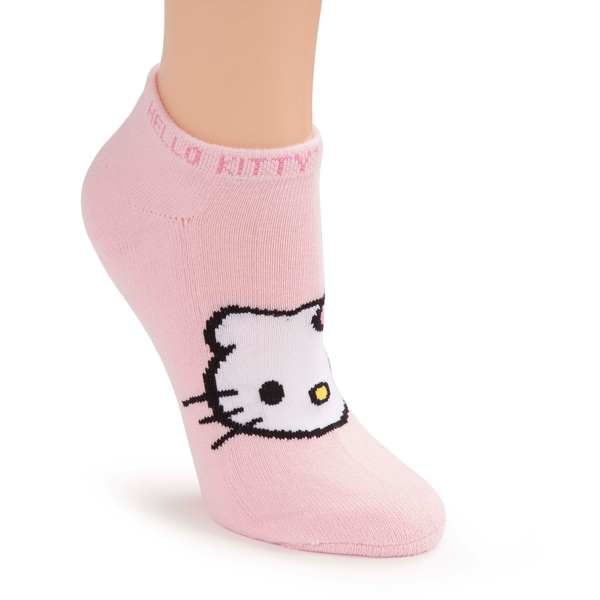 Hello Kitty Sports Ladies Socks Solid