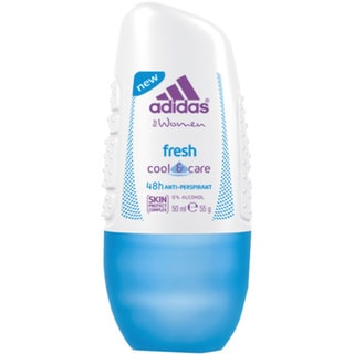 Adidas Fresh Cool and Care 48-hour Women's 1.7-ounce Roll-on Antiperspirant