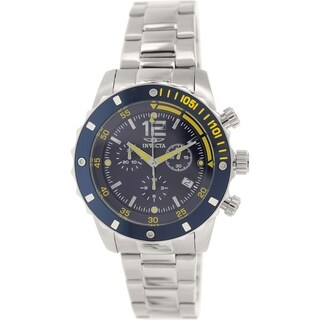 Invicta Men's Ii 1246 Stainless Steel Swiss Chronograph Watch