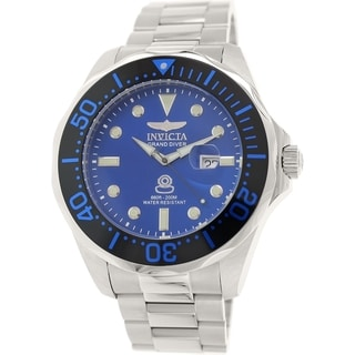 Invicta Men's Pro Diver 14655 Stainless Steel Swiss Quartz Watch