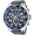 Invicta Men's Pro Diver 17813 Black Rubber Analog Quartz Watch