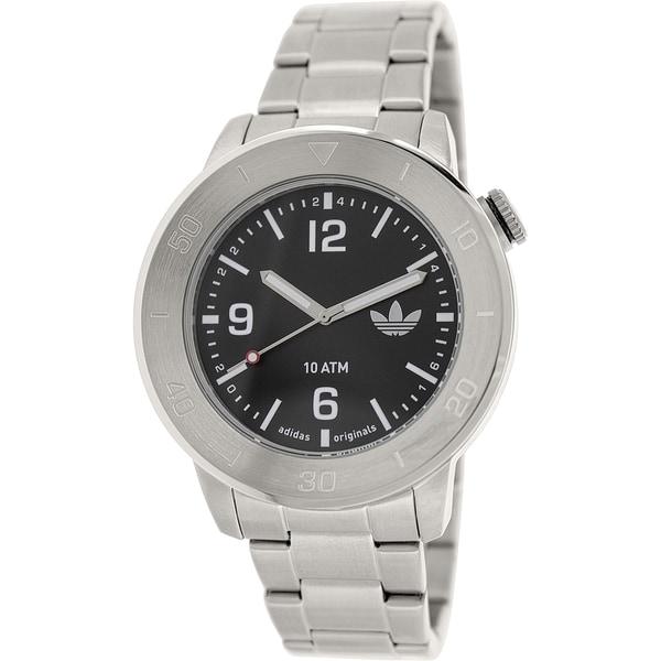 Adidas Men's Manchester ADH2975 Stainless-Steel Quartz Watch