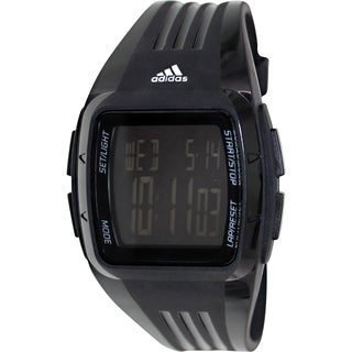Adidas Men's Duramo ADP6094 Digital Silicone Analog Quartz Watch