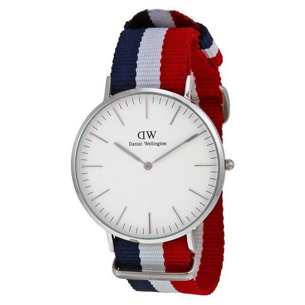 Daniel Wellington Men's Cambridge Stainless Steel Watch