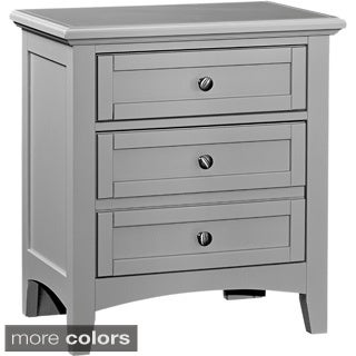 Breakthrough Wooden 2-drawer Night Stand