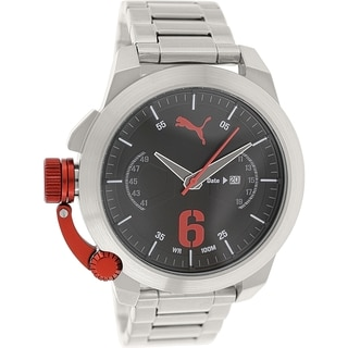 Puma Men's Advance PU103781004 Stainless Steel Quartz Watch