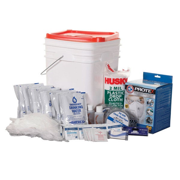 Emergency Essentials Pandemic Basic Protection Kit